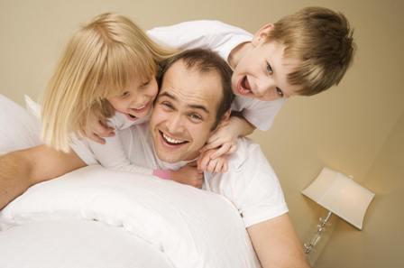 Чтобы улучшить отношения в семье